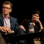 Kevin Reilly and Angela Bromstad