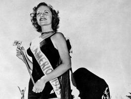 Jean Bartel Miss America 1943