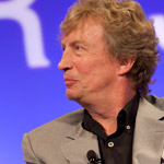 Nigel Lythgoe at the HRTS Unscripted Hitmakers luncheon