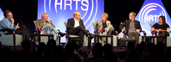 HRTS Unscripted Hitmakers panel