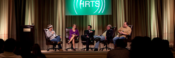 JHRTS Reality Power Players panel