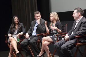 JHRTS Alumni panel