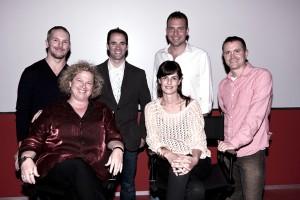 JHRTS International Television panelists