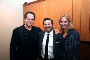 Tony DiSanto, Marc Victor, Liz Gateley