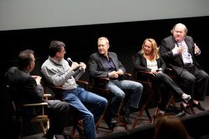 JHRTS Pilot Casting Panel
