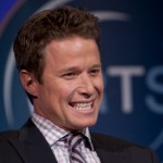 Billy Bush moderates the HRTS Cable Programming Summit 2012