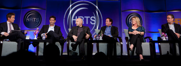 Panelists at the HRTS: 2012 Cable Programming Summit
