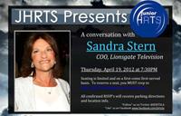 Sandra Stern Flyer
