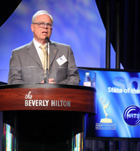 John Shaffner at the HRTS State of the Industry 2010 luncheon