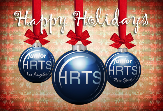 Happy Holidays from HRTS