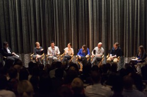 JHRTS and The Hollywood Reporter present The Next Gen Panel