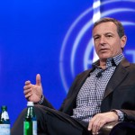 Robert Iger is featured at the HRTS Newsmaker Luncheon
