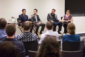 JHRTS Mobile Emergence in Hollywood Panel