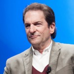 """Peter Guber at the 2013 HRTS Luncheon - """"Sports on TV: The Drive for Live"""""""