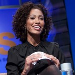 """Sage Steele at the 2013 HRTS Luncheon - """"Sports on TV: The Drive for Live"""""""