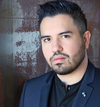 Ray Jimenez Headshot