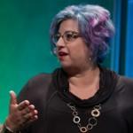 """Jenji Kohan, panelist on """"The Hitmakers"""" - HRTS Luncheon"""