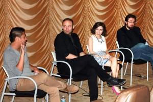 JHRTS - Online Journalism panel