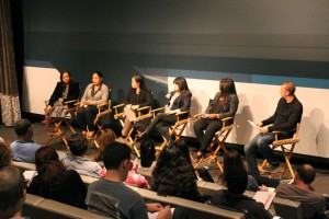JHRTS panel; Inside TV Writing