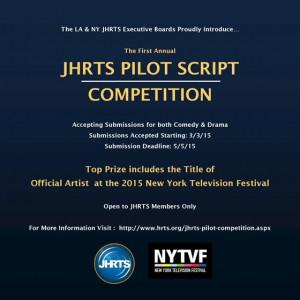 JHRTS Pilot Script Competition