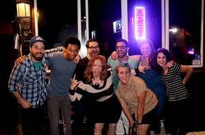 JHRTS Chimp City Comedy Showcase 2015