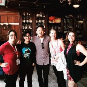JHRTS: ComicCon Mixer 2015