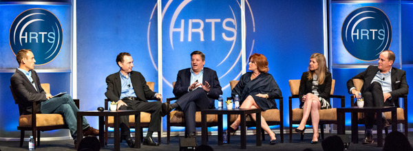 HRTS State of the Industry 2015 stage pic